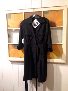41Hawthorn Toulhouse Collared Wrap Dress (Initial thoughts: beautiful and perfect in black) $68.00