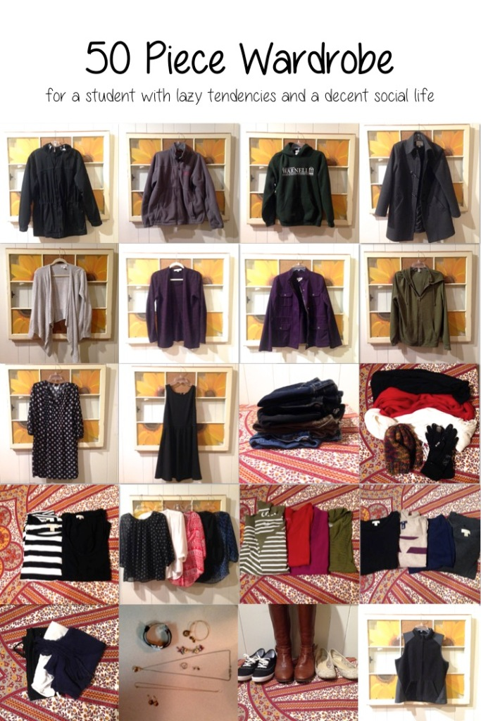 Images of sustainableinthesouth's 50 piece wardrobe